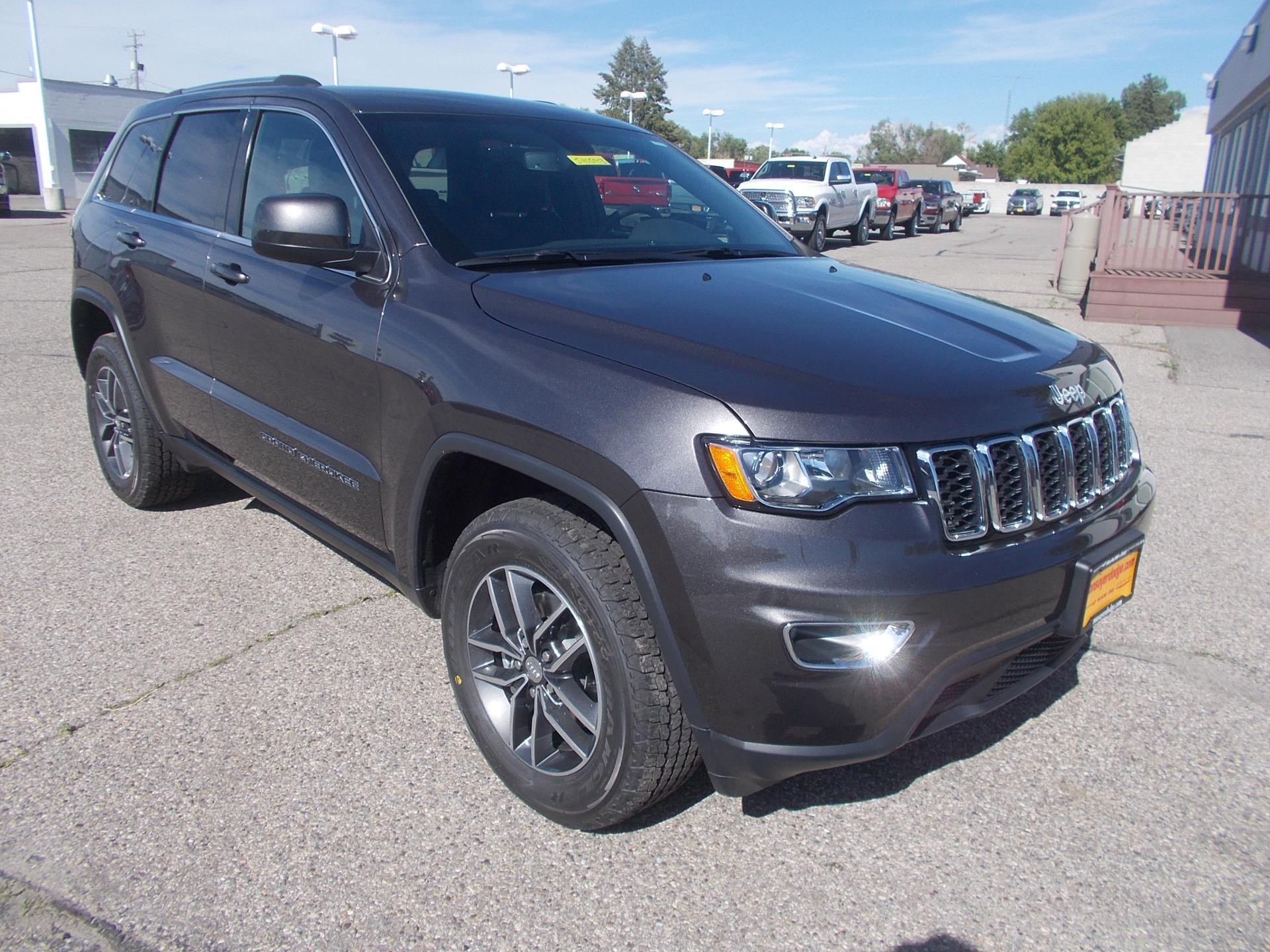 New 2018 JEEP Grand Cherokee Sport Utility in Idaho Falls J