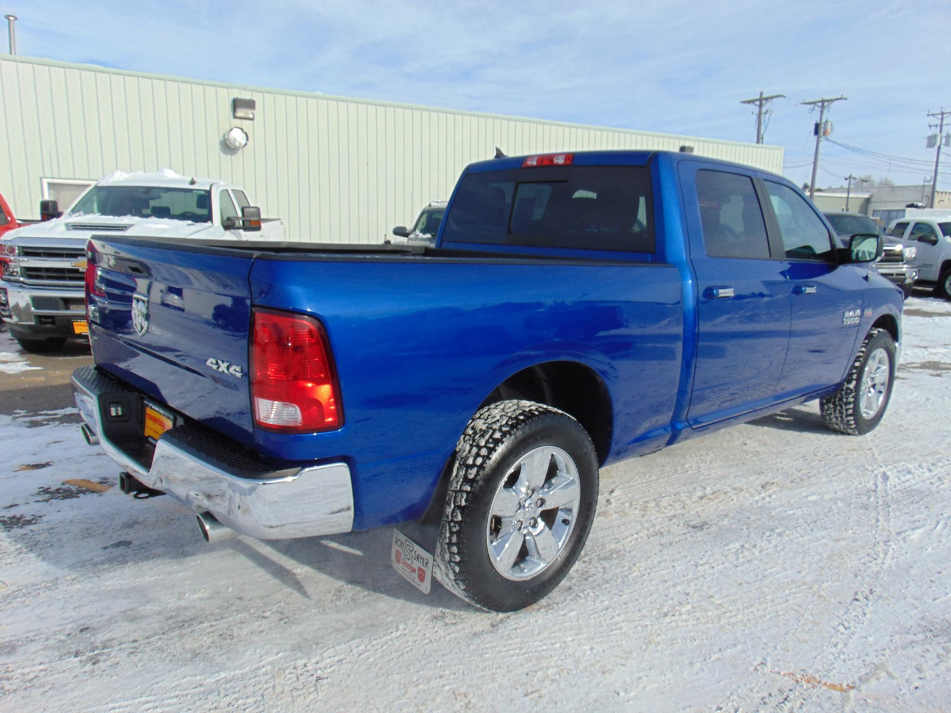 Certified Pre-Owned 2015 Ram 1500 Big Horn