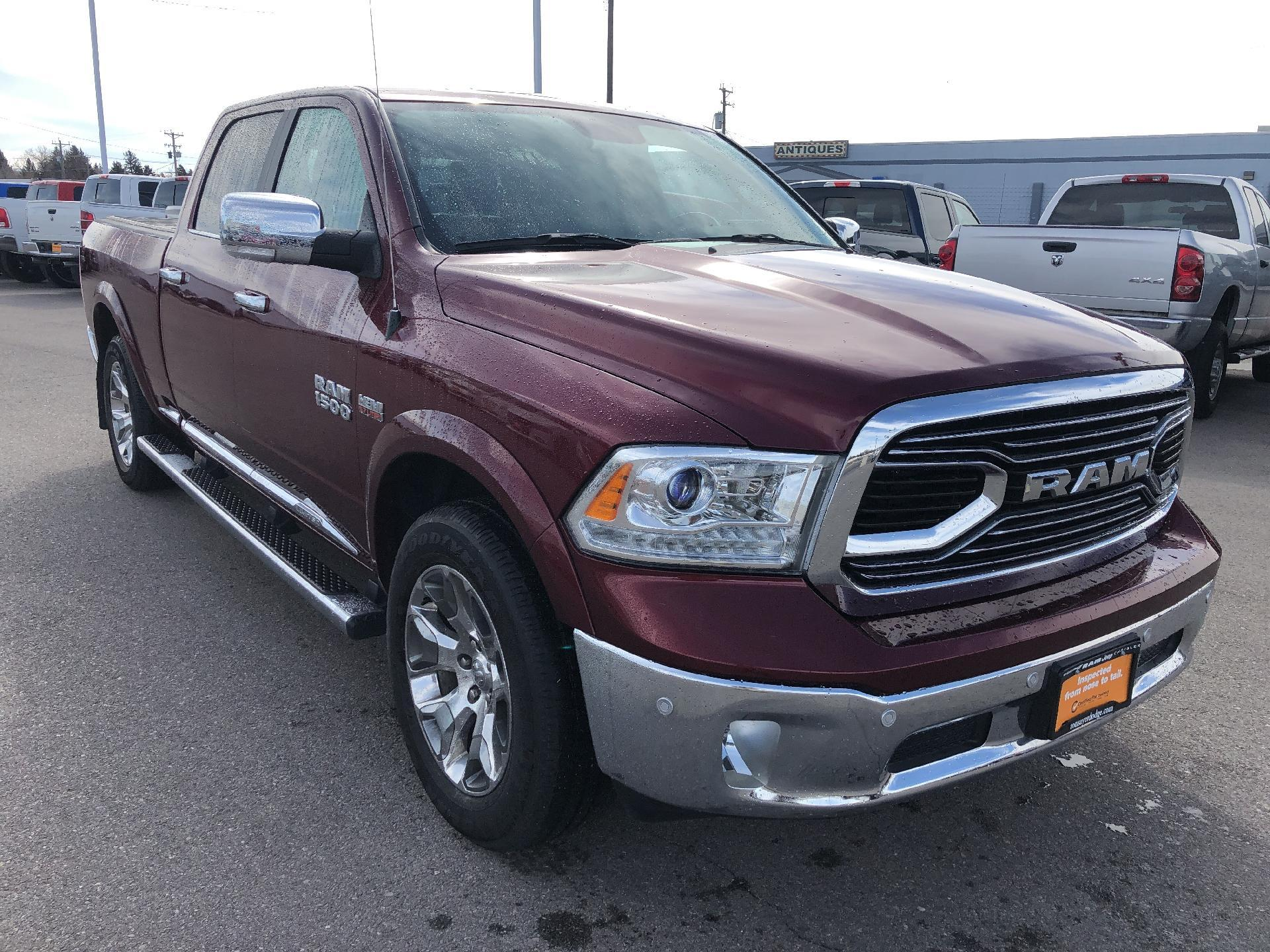 Certified Pre Owned 2017 Ram 1500 Limited