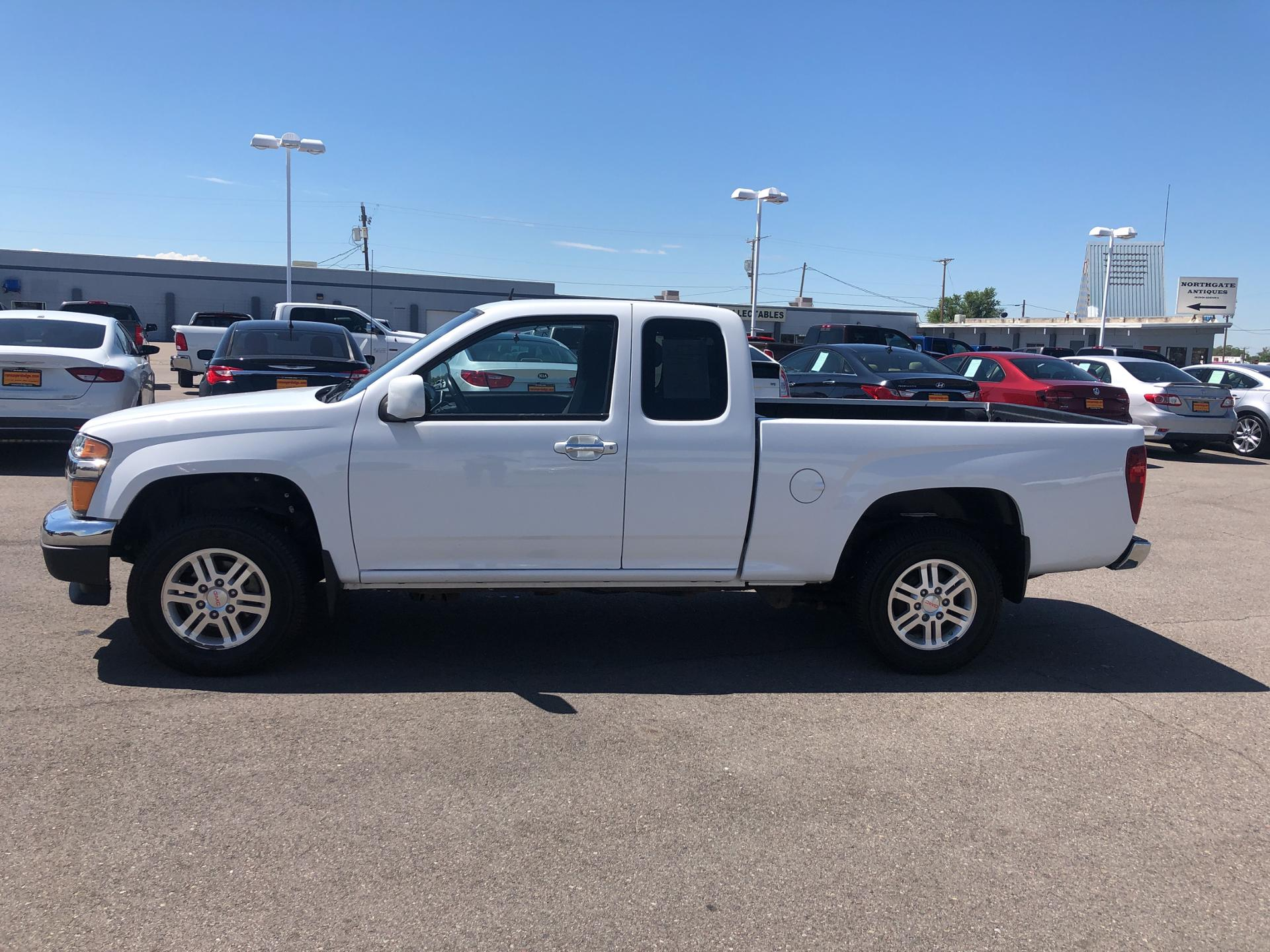 Pre-Owned 2012 GMC Canyon SLE1