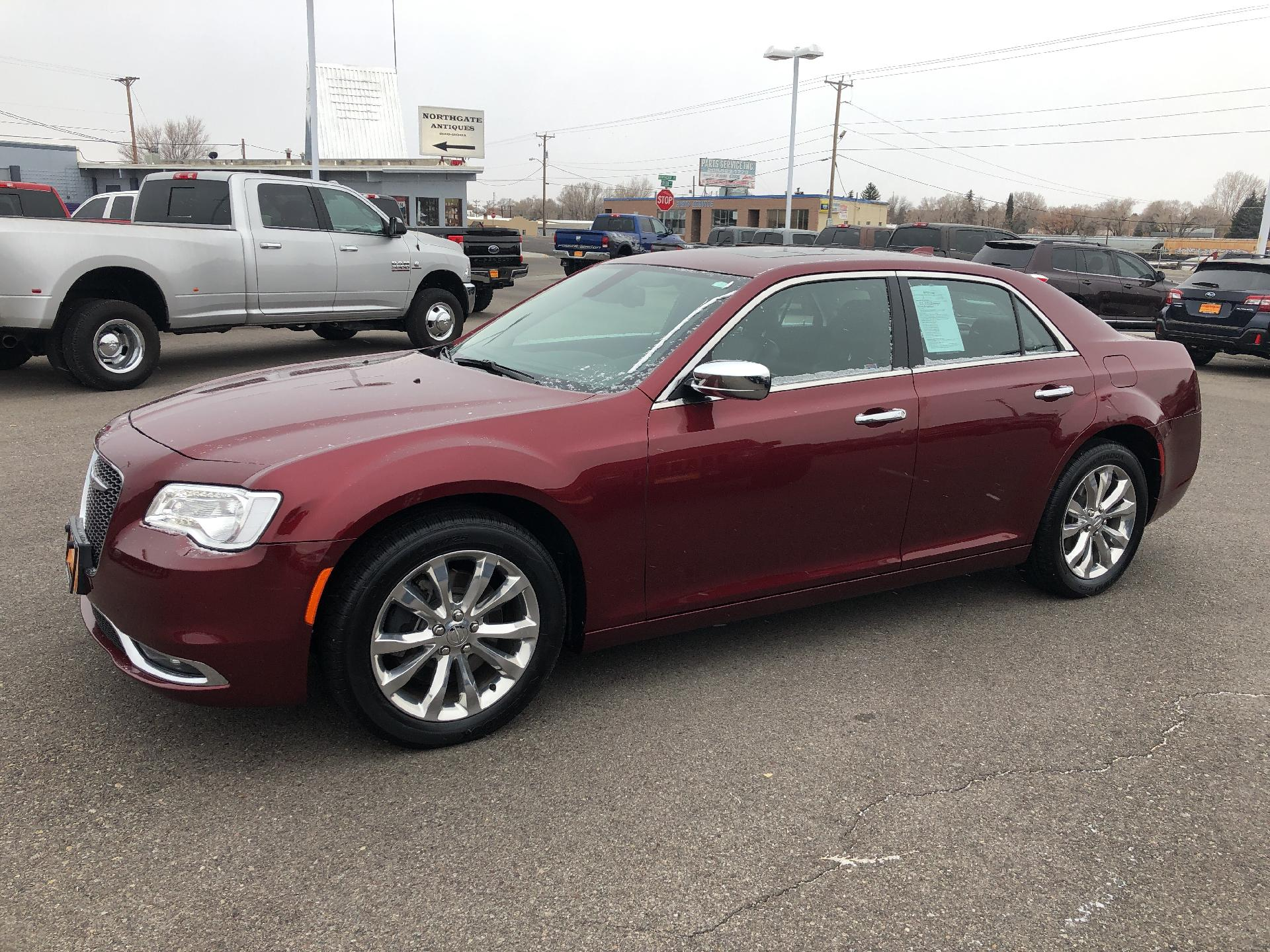 Certified Pre-Owned 2016 Chrysler 300 C
