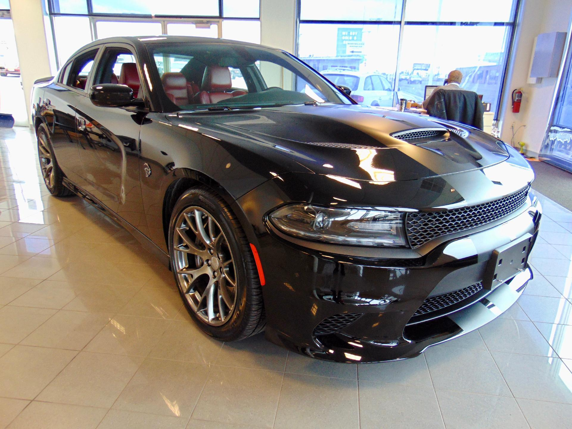 Pre Owned 2018 Dodge Charger Srt Hellcat