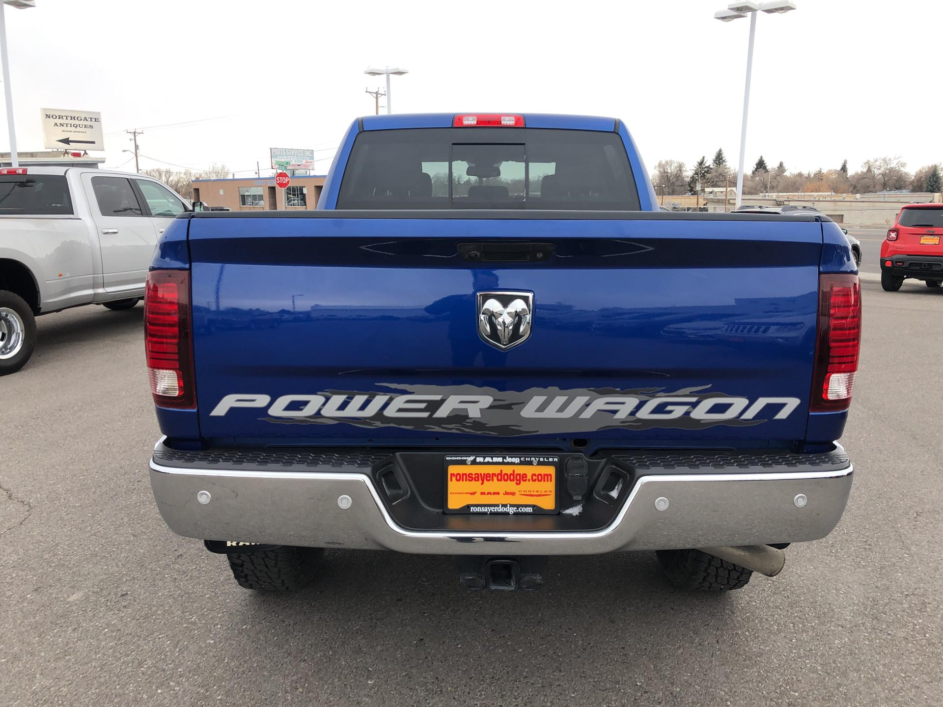 Certified Pre-Owned 2016 Ram 2500 Power Wagon