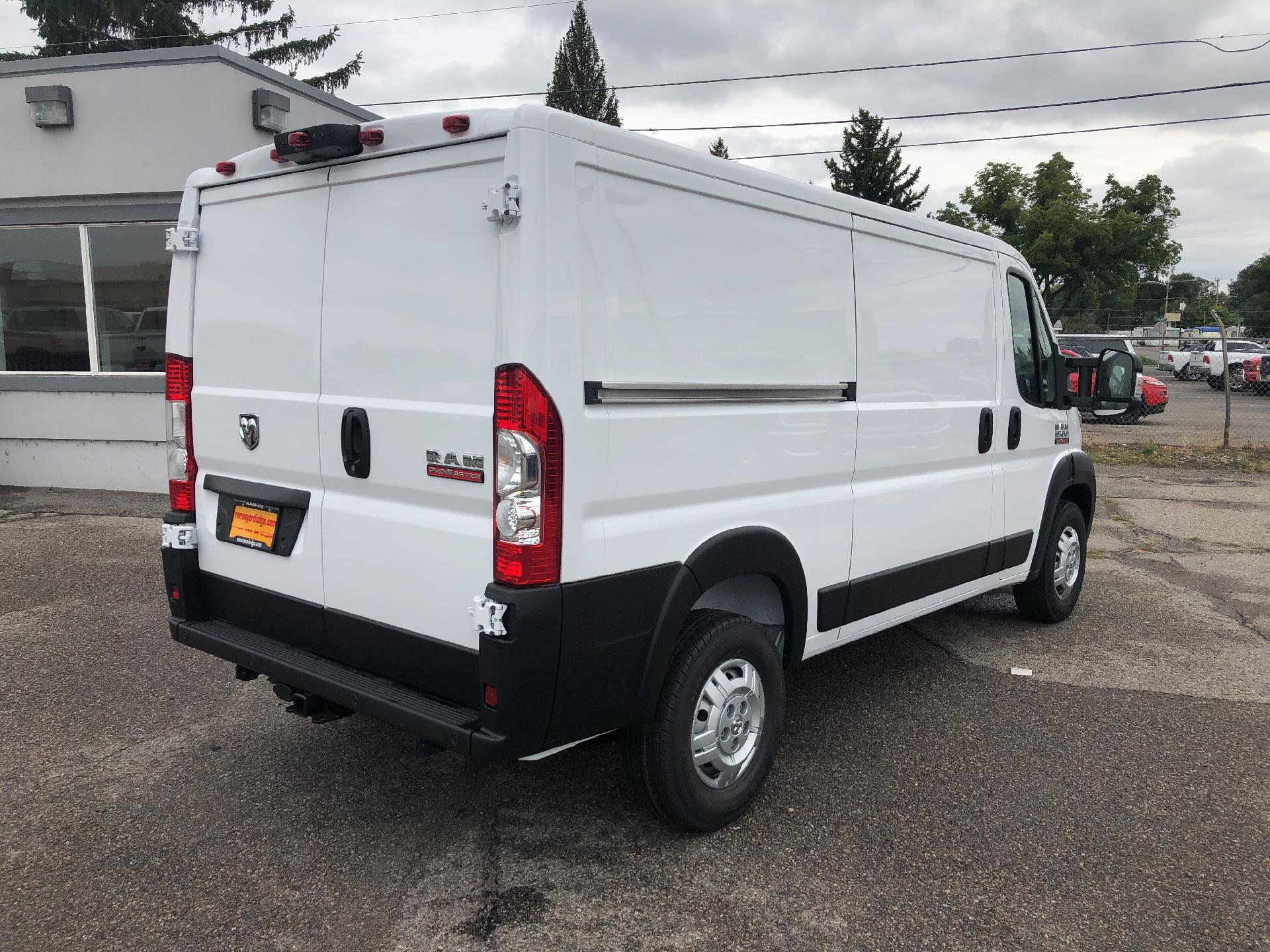 New 2019 RAM ProMaster 1500 Low Roof 136