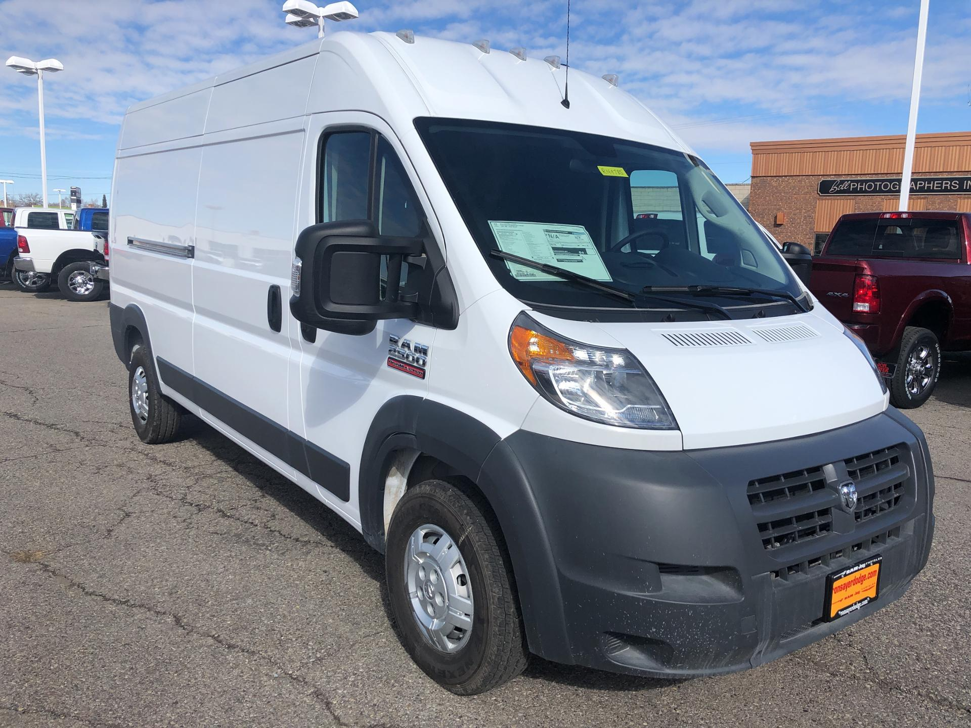 bd4a541c19 New 2018 RAM ProMaster High Roof 159