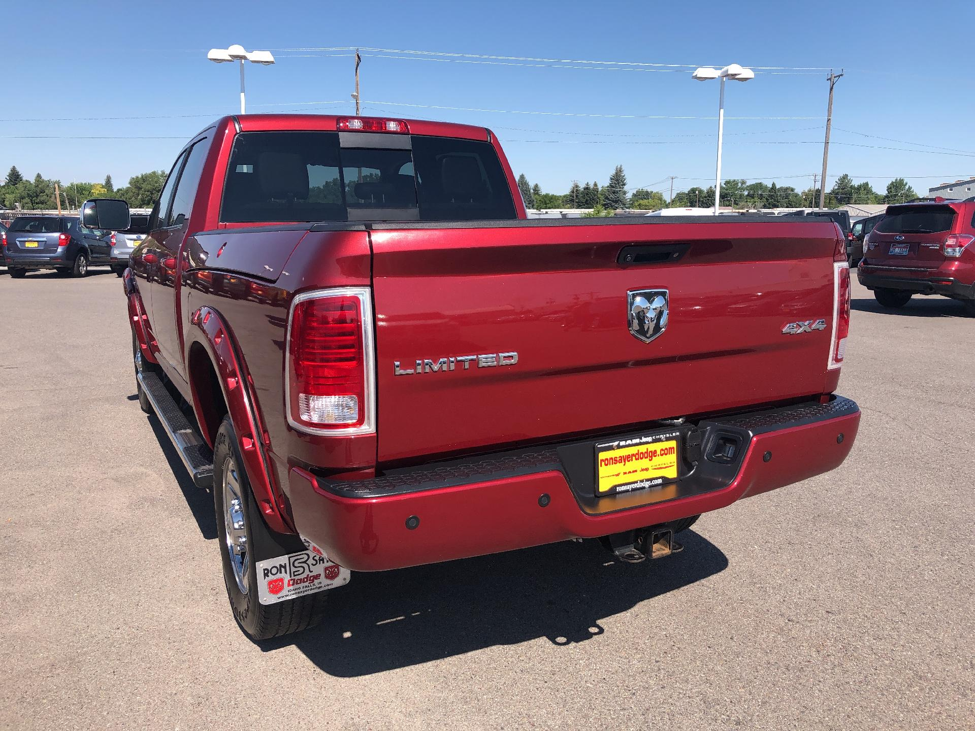 Certified Pre-Owned 2014 Ram 2500 Laramie Limited