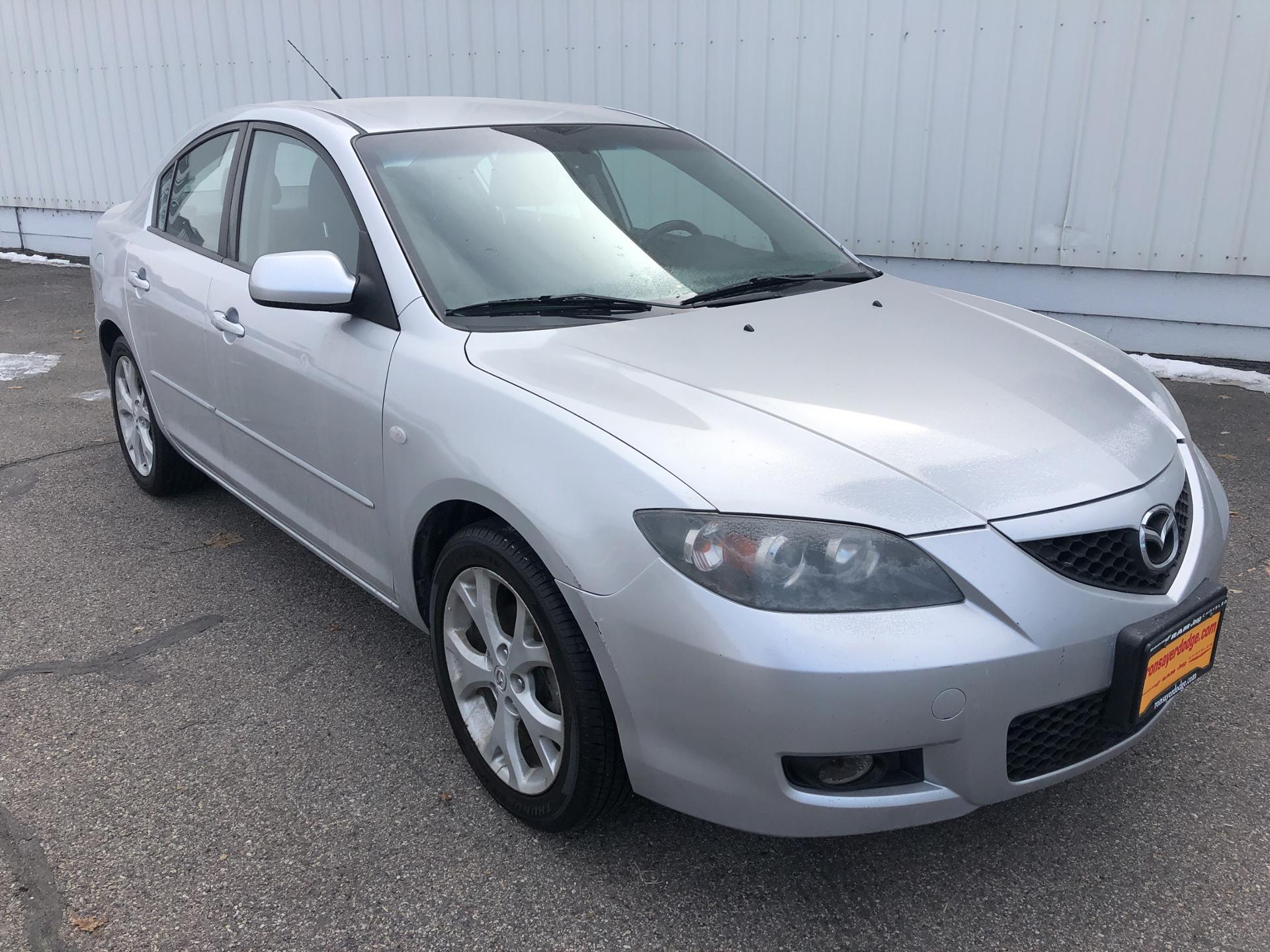 Pre-Owned 2009 Mazda3 i Touring Value
