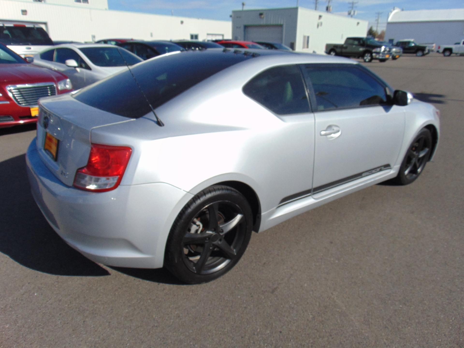 Pre Owned 2013 Scion Tc Coupe In Idaho Falls J163205b
