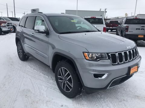 New Jeep Grand Cherokee For Sale In Idaho Falls Id