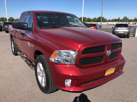 Pre-Owned 2014 Ram 1500 ST