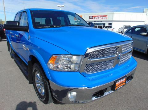 Certified Pre-Owned 2018 Ram 1500 Harvest