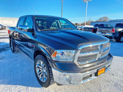 Pre-Owned 2015 Ram 1500 Laramie Limited