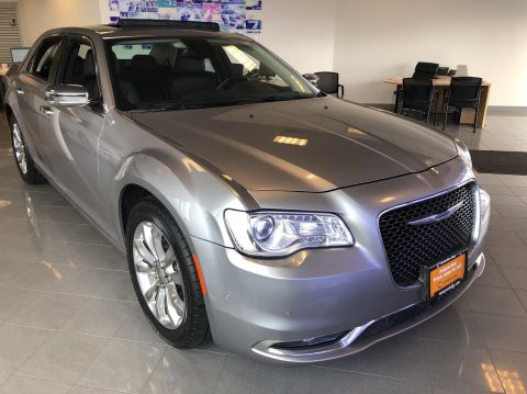 Certified Pre-Owned 2015 Chrysler 300 C