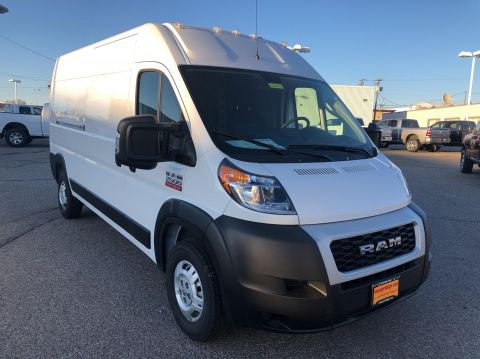 "New 2019 RAM ProMaster 2500 High Roof 159"" WB"